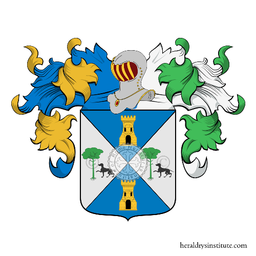 Coat of Arms of family Dias