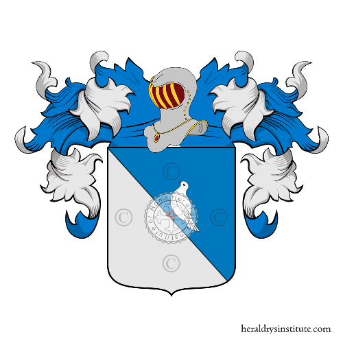 Coat of Arms of family Boldù