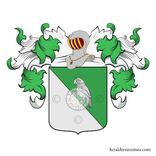 Coat of Arms of family Boldu