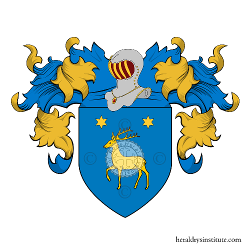 Coat of Arms of family Terruzzi