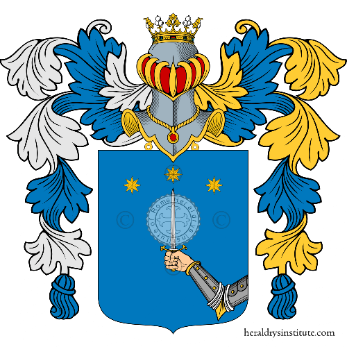 Coat of Arms of family Clarelli