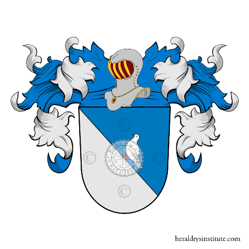Coat of Arms of family Bold
