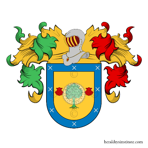 Coat of Arms of family Fumes