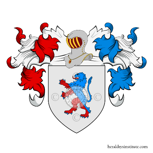 Coat of Arms of family Cresta