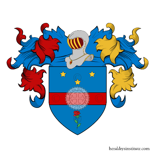 Coat of Arms of family Cresto