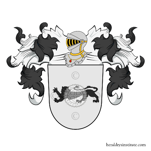 Coat of Arms of family Stival