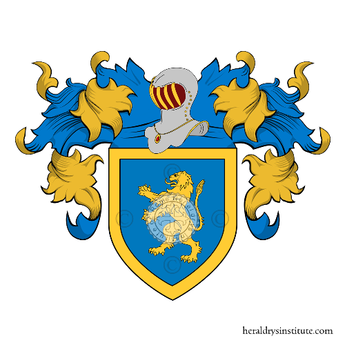 Coat of Arms of family Stradi