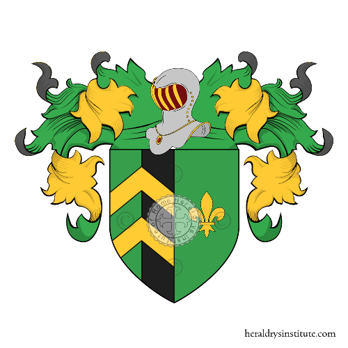 Coat of Arms of family Pachi