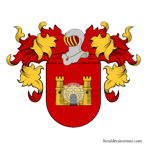 Coat of Arms of family Cumbis