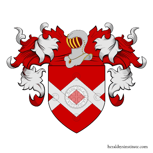 Coat of arms of family Malpighi