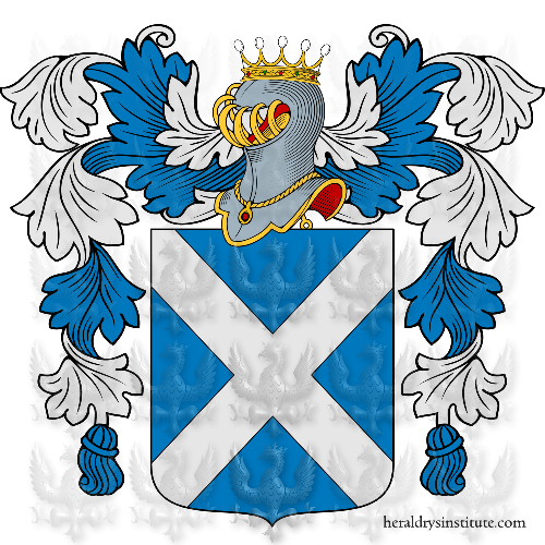 Coat of Arms of family Anselmi