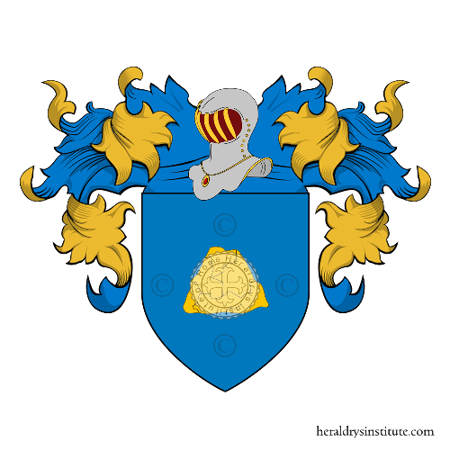 Coat of Arms of family Moner