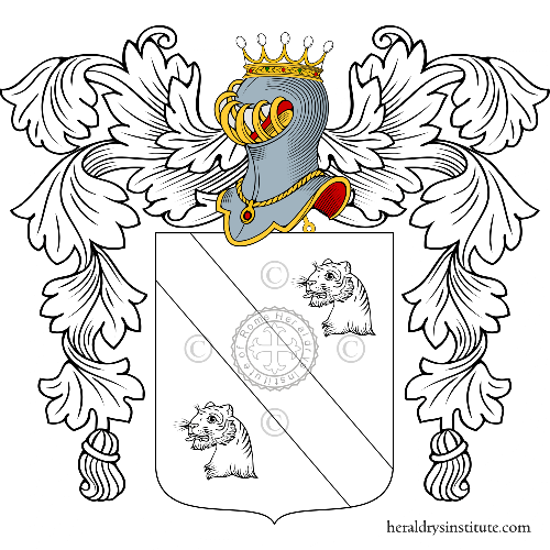 Coat of Arms of family Mondini