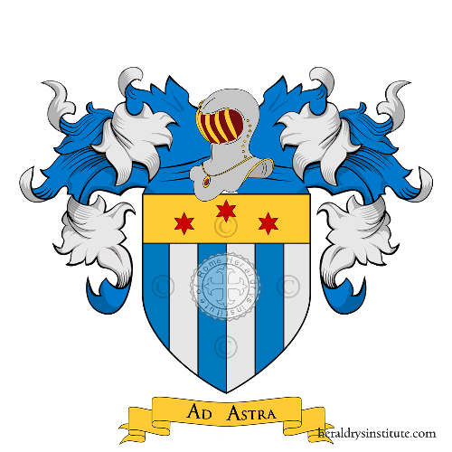 Coat of Arms of family Saratta