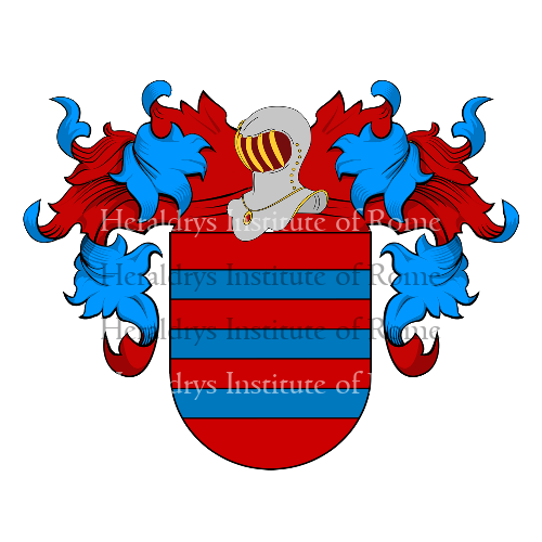 Coat of Arms of family Taurino