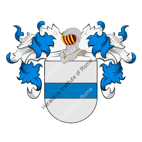 Coat of Arms of family Vitorino