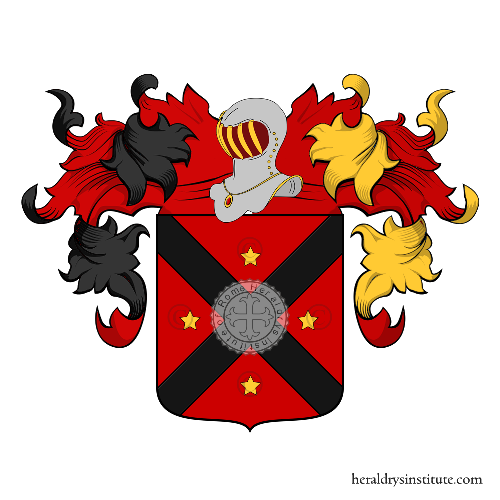 Coat of Arms of family Piacentini
