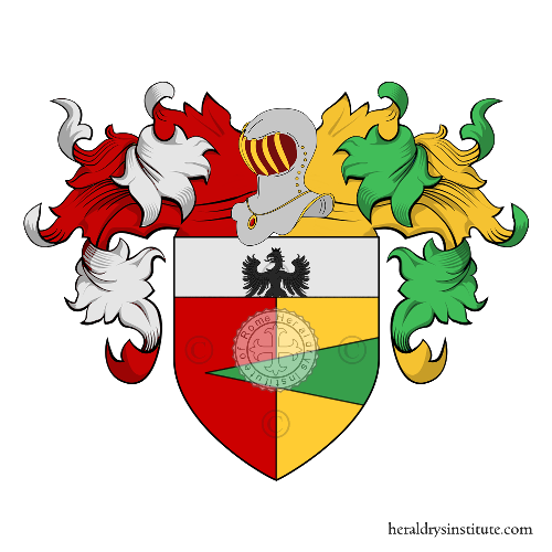 Coat of arms of family Julla