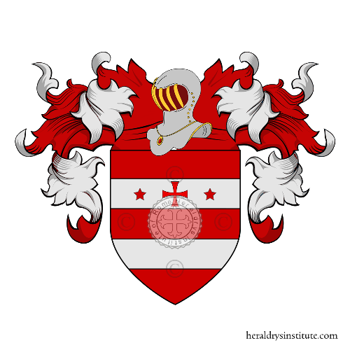 Coat of Arms of family Vallesa