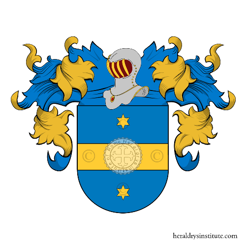Coat of Arms of family Angelo
