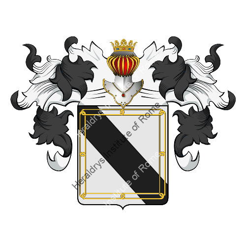 Coat of arms of family Zunica