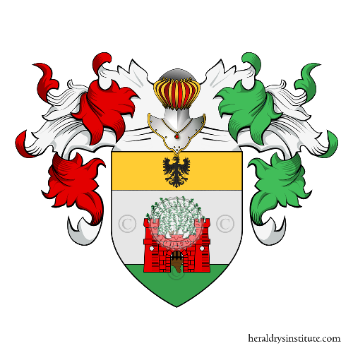 Coat of Arms of family Olivazzi