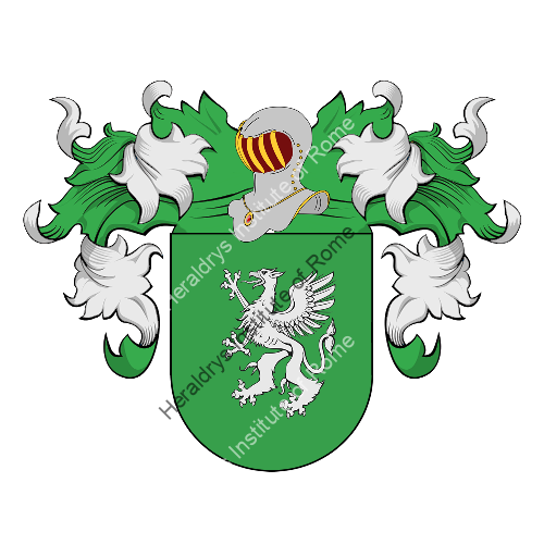 Coat of Arms of family Dumont