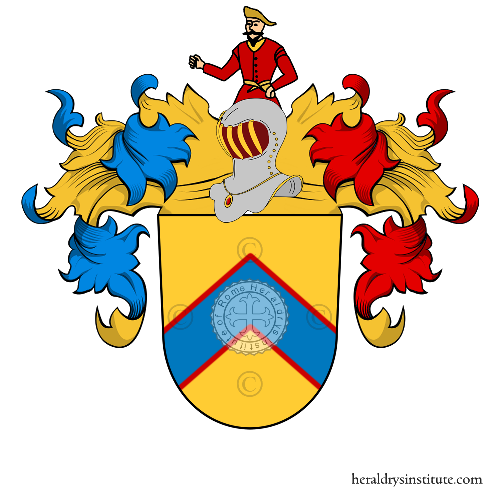Coat of Arms of family Wunner
