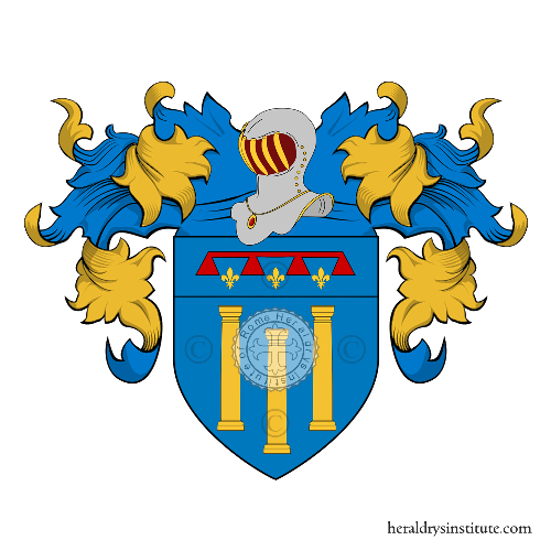 Coat of Arms of family Dolcini