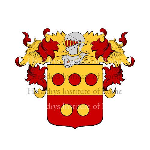 Coat of Arms of family Pollarini