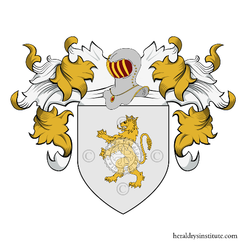 Coat of Arms of family Militello