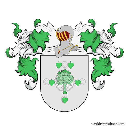 Coat of Arms of family Lengo