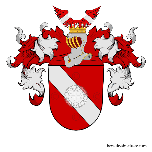 Coat of Arms of family Wunder