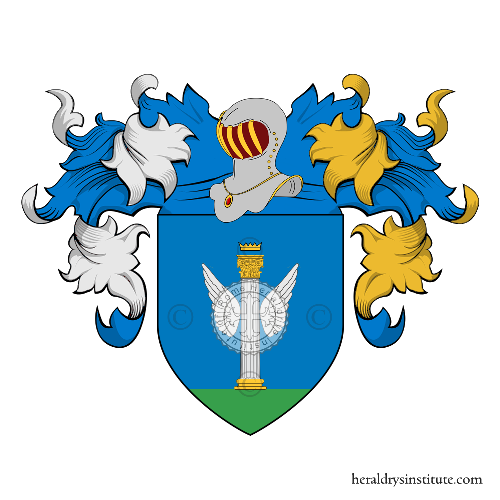 Coat of Arms of family Balduini