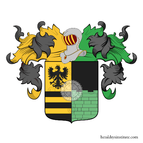 Coat of Arms of family Traditi