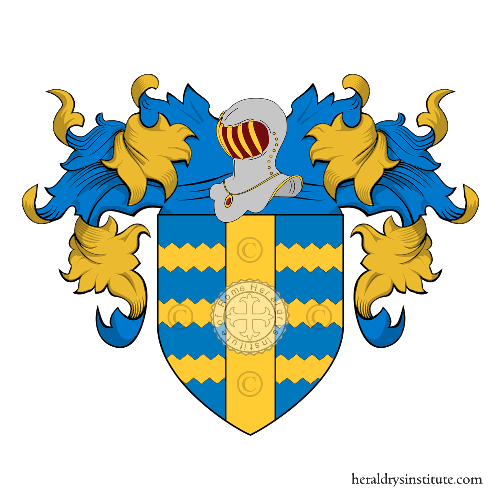 Coat of Arms of family Ferrotto