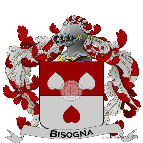 Coat of Arms of family Mianini