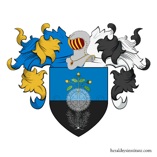 Coat of Arms of family Tenerani