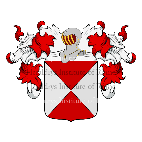 Coat of Arms of family Maffioretti