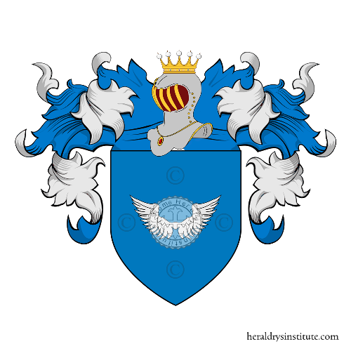 Coat of Arms of family Campi