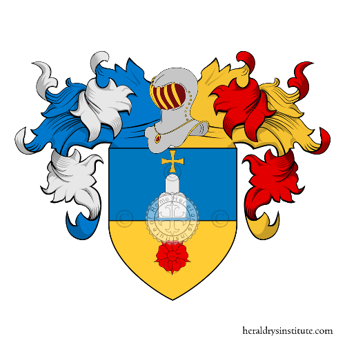 Coat of Arms of family Brescia