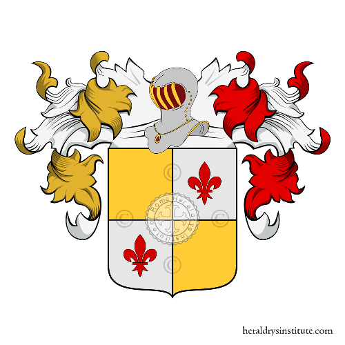 Coat of Arms of family Laraspata