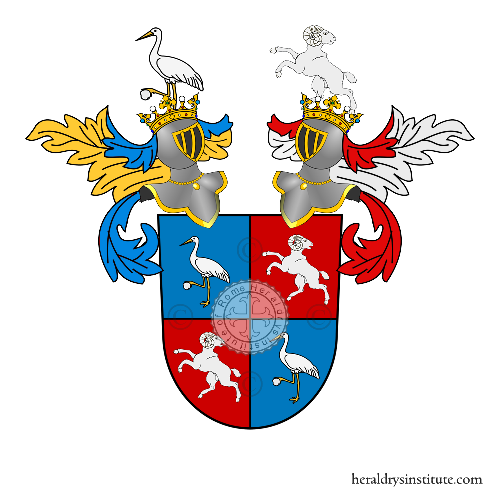 Coat of Arms of family Lüttig