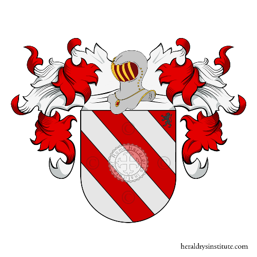 Coat of Arms of family Abete