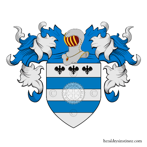 Coat of arms of family Mallard
