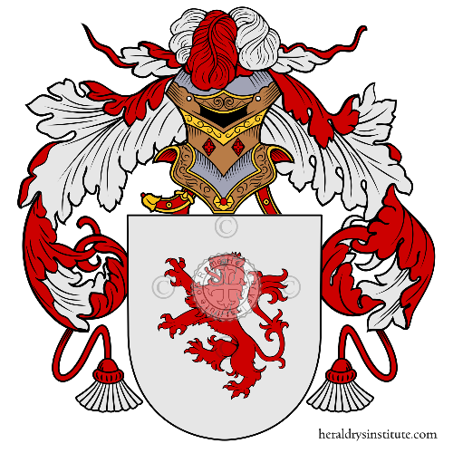 Coat of Arms of family Carricarte