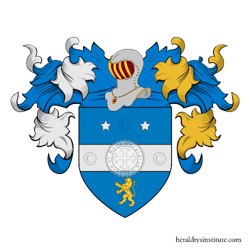 Coat of arms of family Sonis