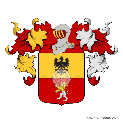 Coat of arms of family Soardi