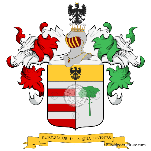 Coat of Arms of family Gianotto
