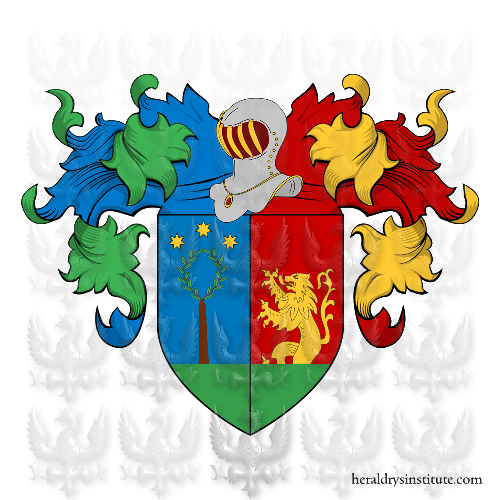 Coat of Arms of family Giannotti